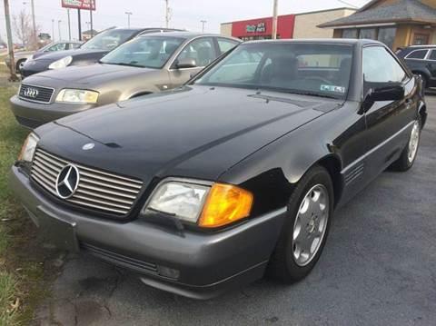 1993 Mercedes-Benz 500-Class