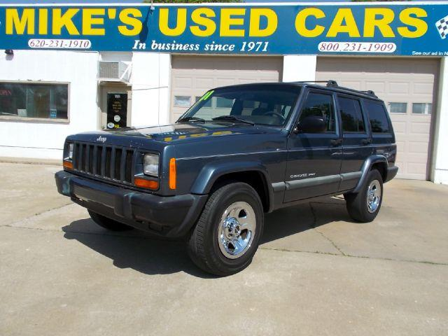 2001 jeep cherokee for sale in pittsburg ks. Cars Review. Best American Auto & Cars Review