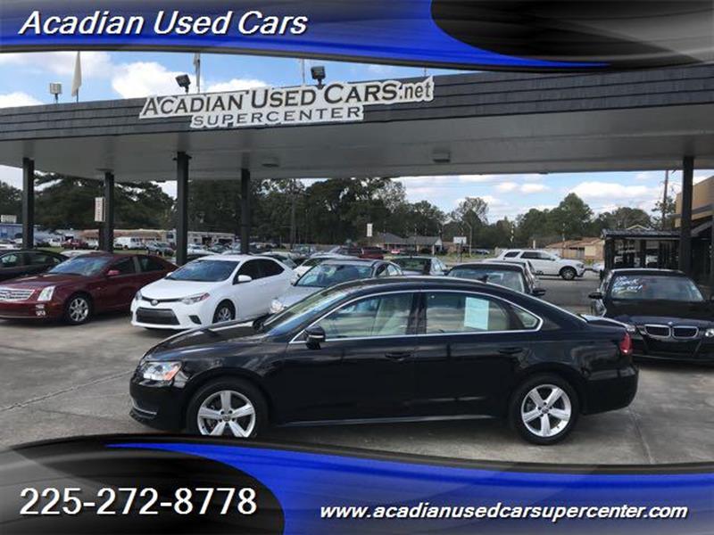 Used Volkswagen For Sale In Baton Rouge La Carsforsale Com
