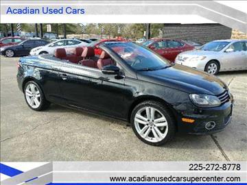 2012 Volkswagen Eos for sale in Baton Rouge, LA