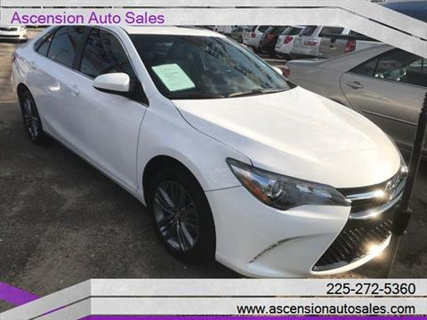 2017 Toyota Camry for sale in Baton Rouge, LA