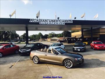 2014 Audi A5 for sale in Baton Rouge, LA