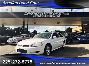 2012 Chevrolet Impala for sale in Baton Rouge, LA