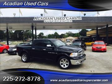 2012 RAM Ram Pickup 1500 for sale in Baton Rouge, LA