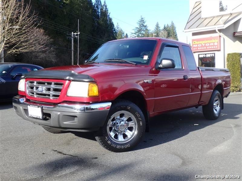 Ford Ranger For Sale Carsforsalecom - 2001 ranger