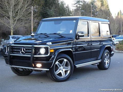212d5f6c61 Used Mercedes-Benz G-Class For Sale in Columbia