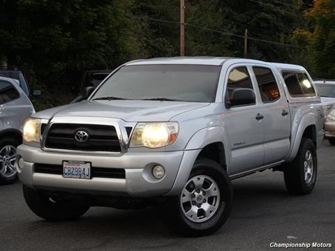 2005 Toyota Tacoma for sale in Redmond, WA