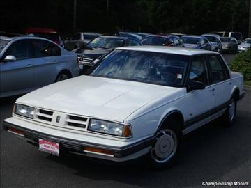 1990 Oldsmobile Eighty-Eight Royale for sale in Redmond, WA