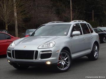 2008 Porsche Cayenne for sale in Redmond, WA