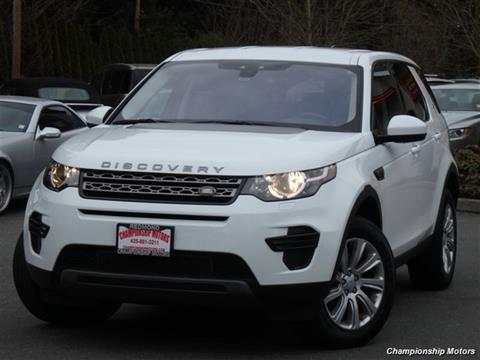 2017 Land Rover Discovery Sport for sale in Redmond, WA