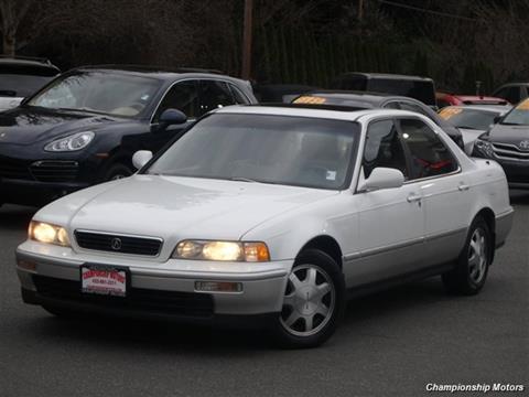 Acura Legend For Sale >> 1995 Acura Legend For Sale In Redmond Wa