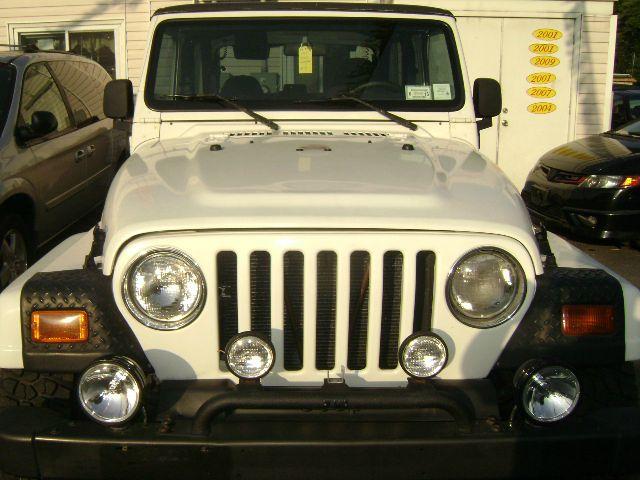 1997 Jeep Wrangler for sale in Central Islip NY