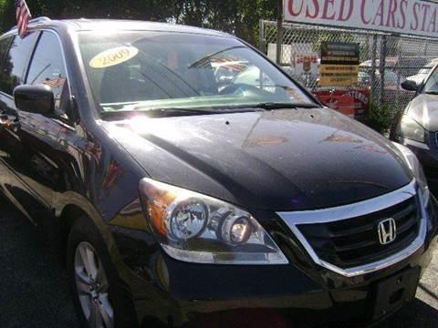 2009 Honda Odyssey for sale in Central Islip, NY