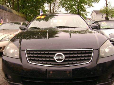 2005 Nissan Altima for sale in Central Islip, NY