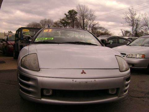 2001 Mitsubishi Eclipse Spyder for sale in Central Islip, NY