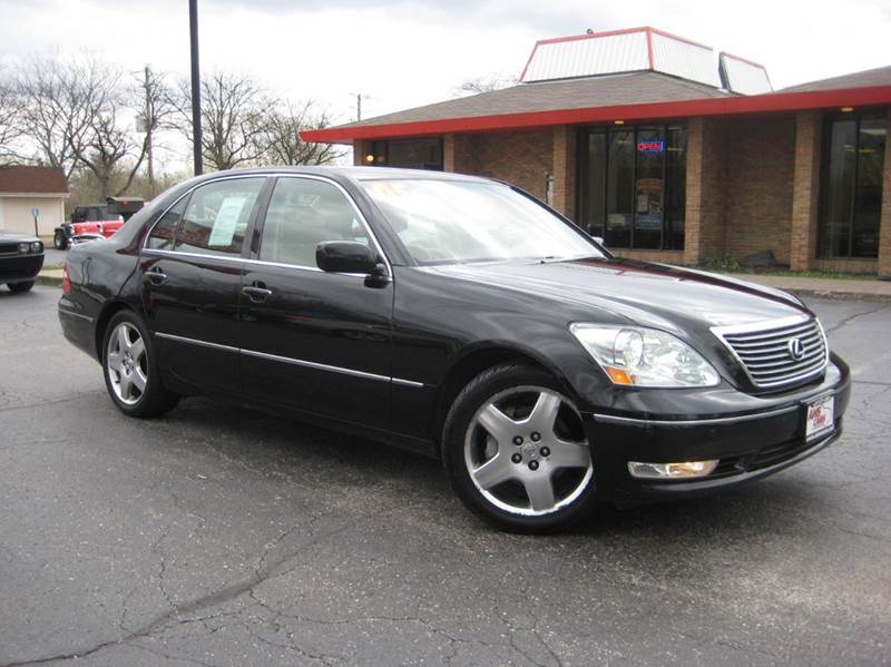 2005 lexus ls 430 4 door sedan in indianapolis in ams cars. Black Bedroom Furniture Sets. Home Design Ideas