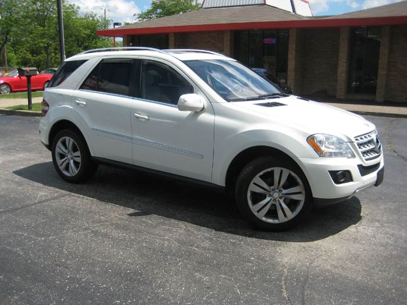 2010 mercedes benz m class ml350 4matic awd suv in for Mercedes benz ml350 4matic 2010