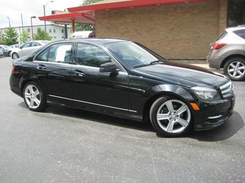 Mercedes benz c class for sale indianapolis in for Coast to coast motors fishers
