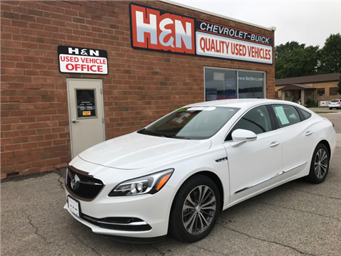 2017 Buick LaCrosse for sale in Spencer, IA