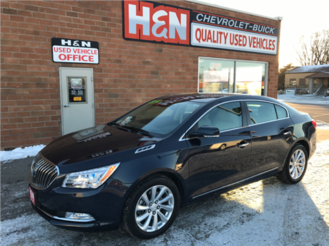 2016 Buick LaCrosse for sale in Spencer, IA