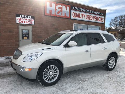 2012 Buick Enclave for sale in Spencer, IA