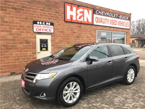 2014 Toyota Venza for sale in Spencer, IA