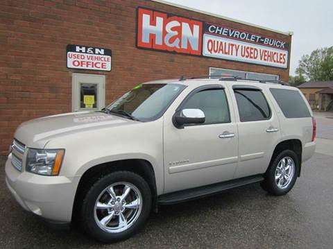 2008 Chevrolet Tahoe for sale in Spencer, IA