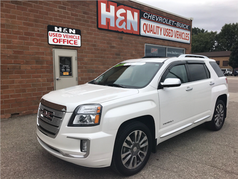 2016 GMC Terrain for sale in Spencer, IA