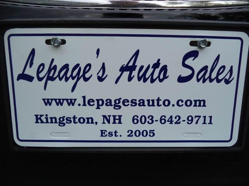 2007 Jeep Wrangler Unlimited 4x4 Sahara 4dr SUV - Kingston NH