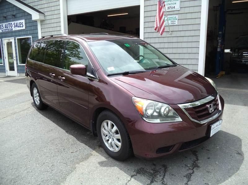 2009 Honda Odyssey EX-L 4dr Mini-Van w/DVD - Kingston NH