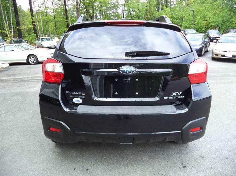 2013 Subaru XV Crosstrek AWD 2.0i Limited 4dr Crossover - Kingston NH