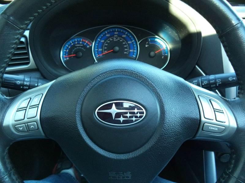 2009 Subaru Forester AWD 2.5 X Limited 4dr Wagon 4A w/Navigation - Kingston NH