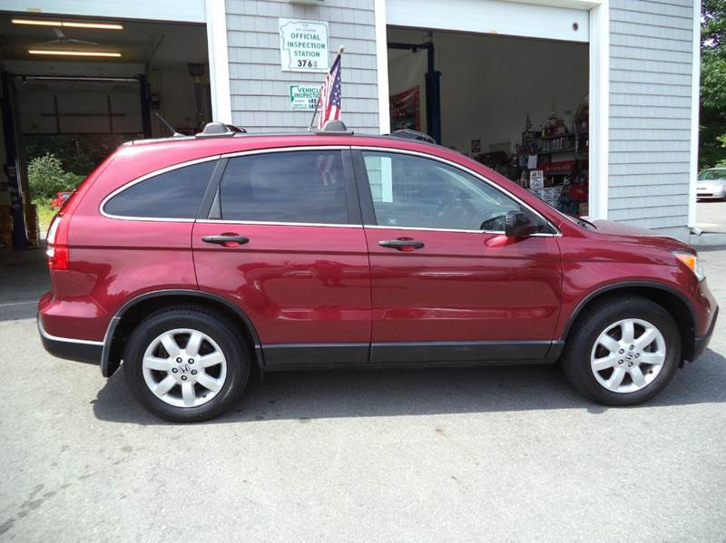 2009 Honda CR-V AWD EX 4dr SUV - Kingston NH