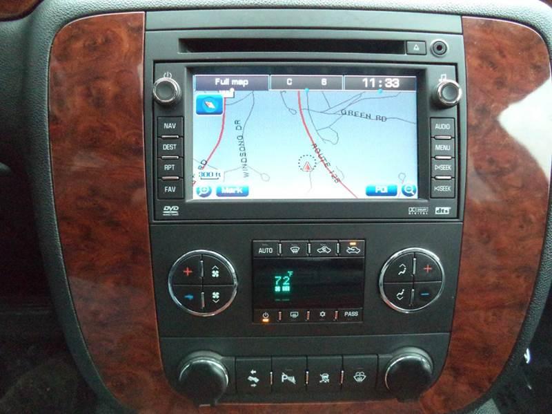 2008 Chevrolet Avalanche 4x4 LTZ 4dr Crew Cab SB - Kingston NH