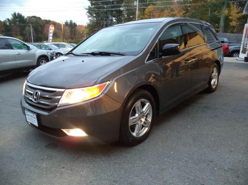 2012 Honda Odyssey Touring 4dr Mini-Van - Kingston NH