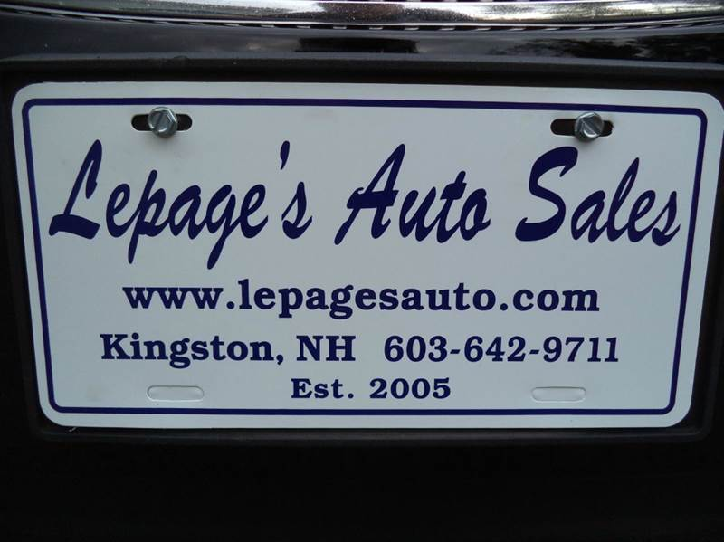 2005 Ford Excursion Limited 4WD 4dr SUV - Kingston NH