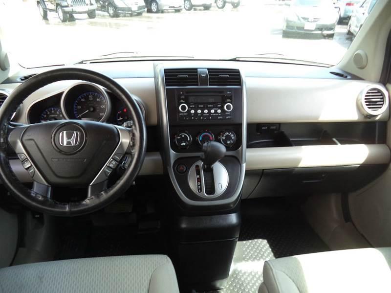 2009 Honda Element AWD EX 4dr SUV 5A - Kingston NH