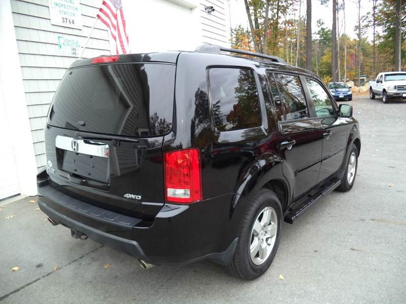 2011 Honda Pilot 4x4 EX-L 4dr SUV w/DVD - Kingston NH