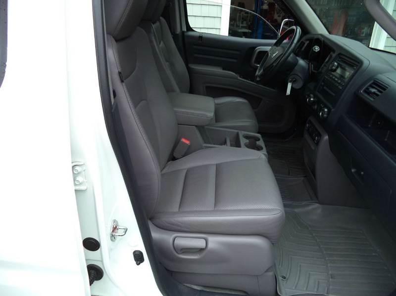 2010 Honda Ridgeline 4x4 RTL 4dr Crew Cab - Kingston NH