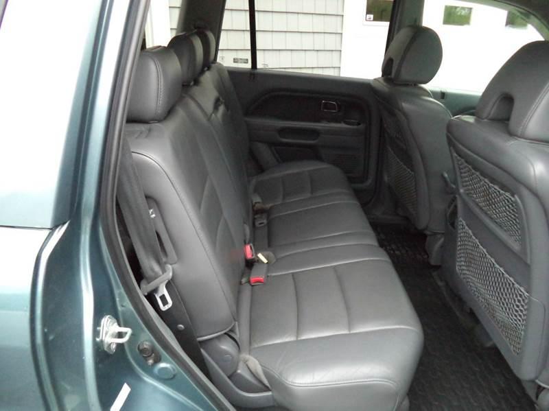 2006 Honda Pilot EX-L 4dr SUV 4WD - Kingston NH