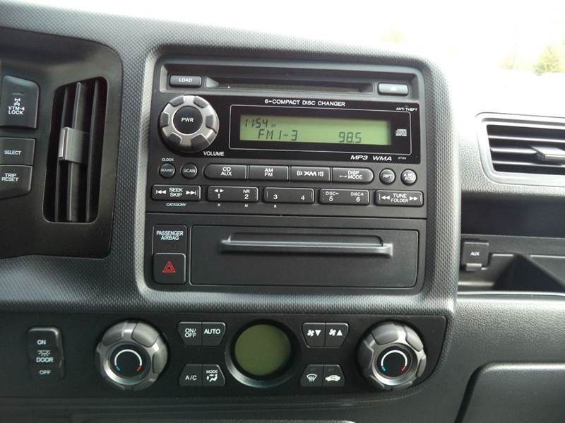 2011 Honda Ridgeline 4x4 RTL 4dr Crew Cab - Kingston NH