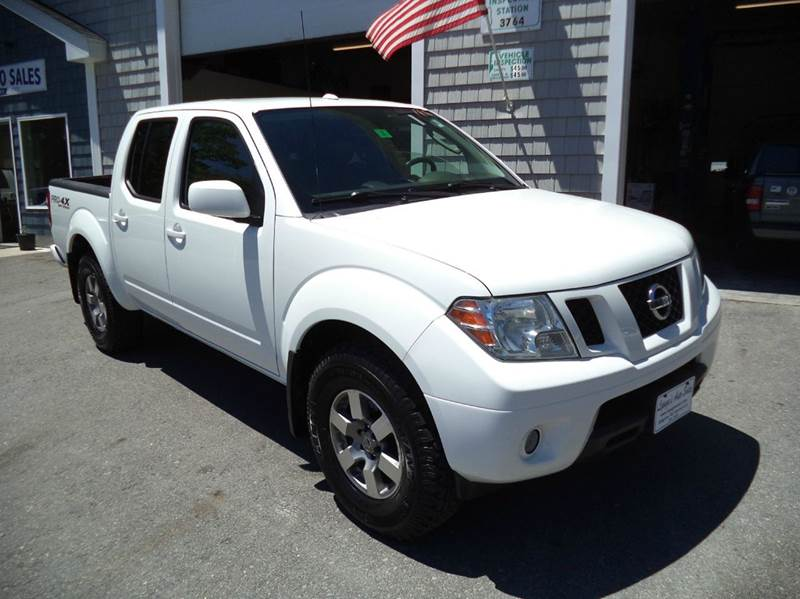 2010 Nissan Frontier 4x4 PRO-4X 4dr Crew Cab SWB Pickup 5A - Kingston NH
