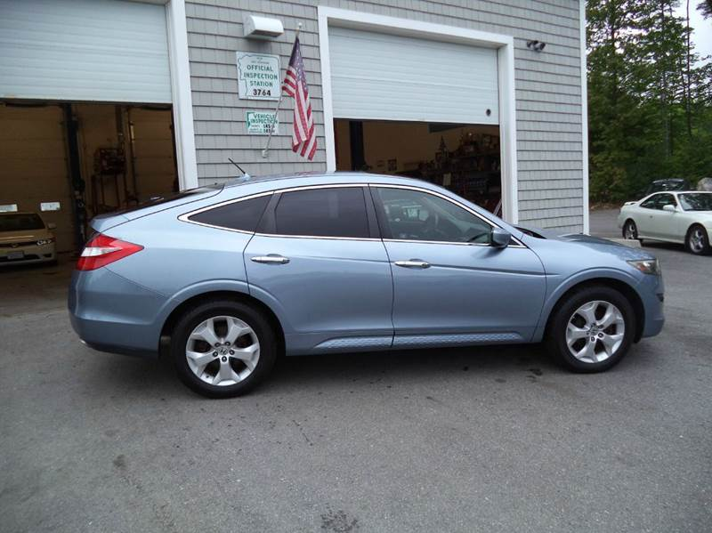 2011 Honda Accord Crosstour AWD EX-L 4dr Crossover - Kingston NH