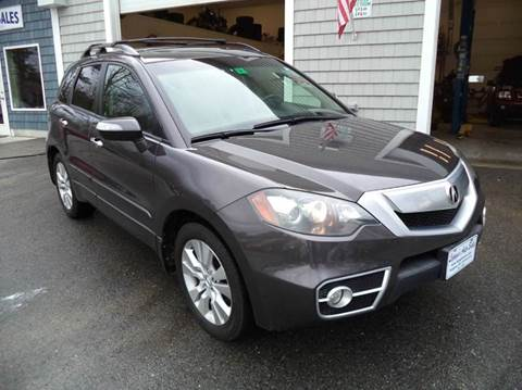 2010 Acura RDX for sale in Kingston, NH