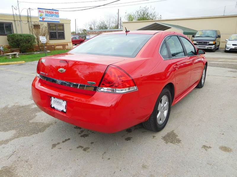 2011 Chevrolet Impala LT Fleet 4dr Sedan w/2FL - San Antonio TX
