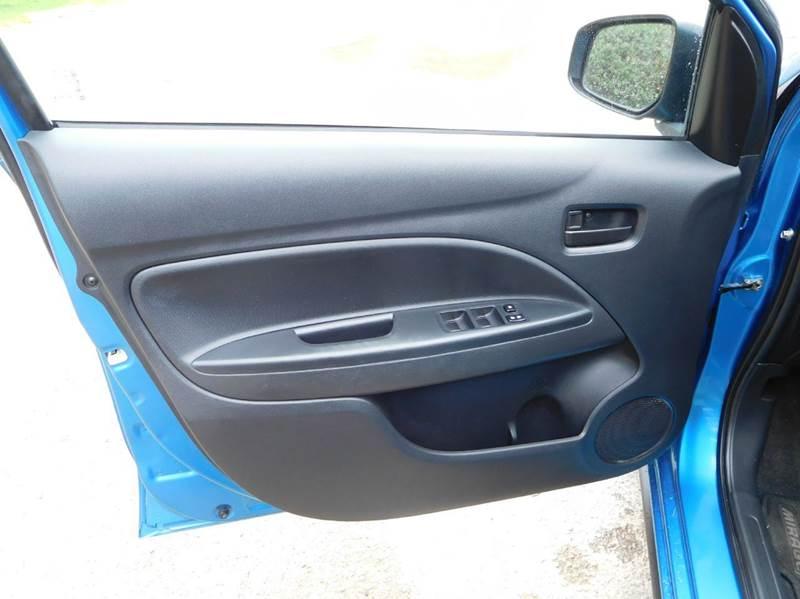 2015 Mitsubishi Mirage DE 4dr Hatchback CVT - San Antonio TX