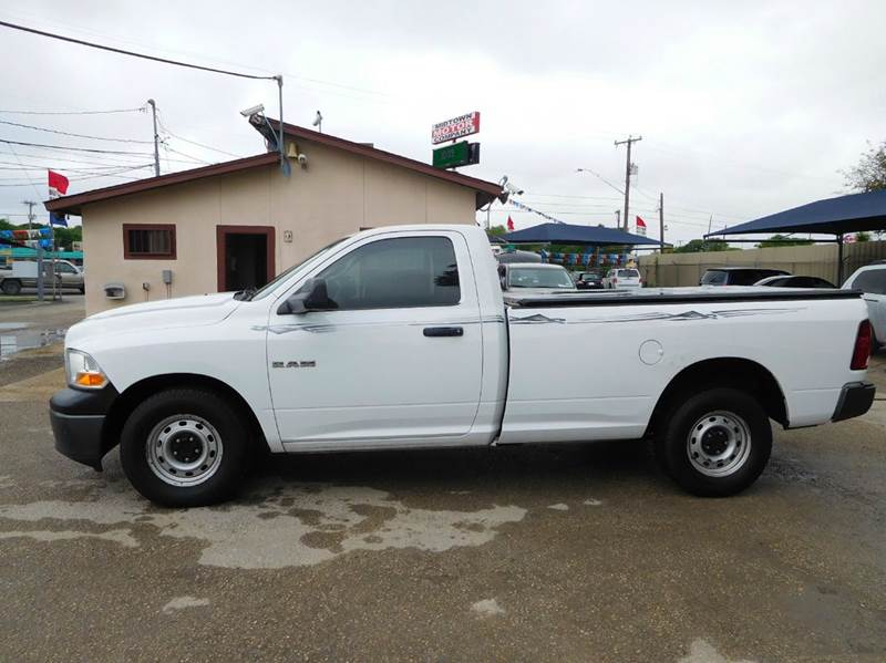 2010 Dodge Ram Pickup 1500 ST 4x2 2dr Regular Cab 8 ft. LB Pickup - San Antonio TX