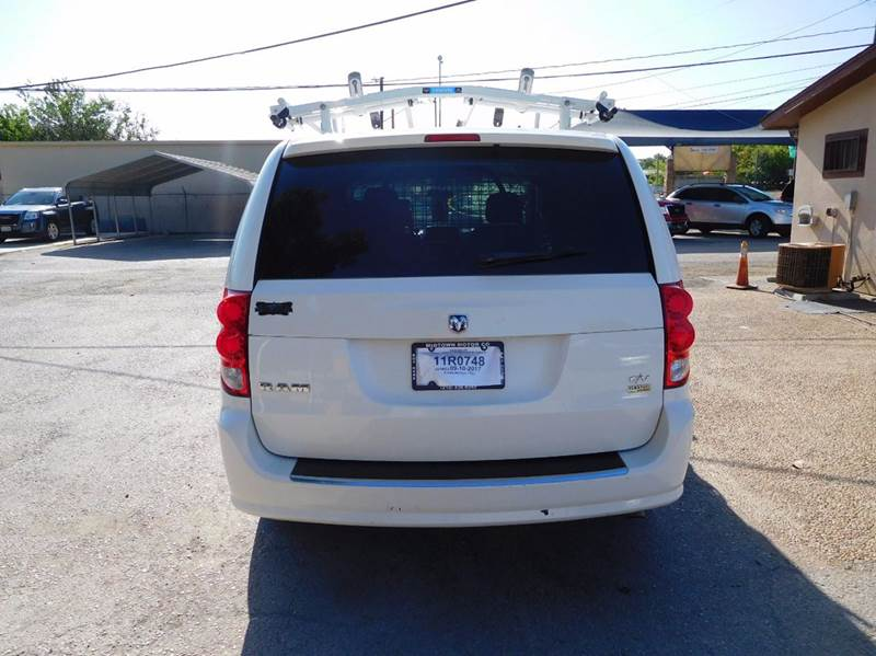 2012 RAM C/V 4dr Cargo Mini-Van - San Antonio TX
