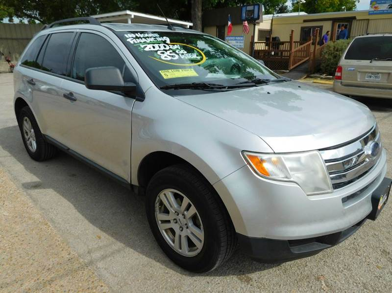 2009 Ford Edge SE 4dr Crossover - San Antonio TX