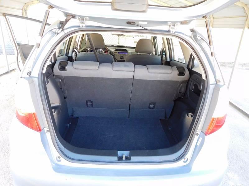 2011 Honda Fit 4dr Hatchback 5A - San Antonio TX